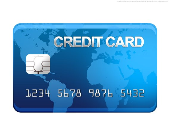Get A New Credit Card