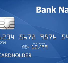 a new credit card